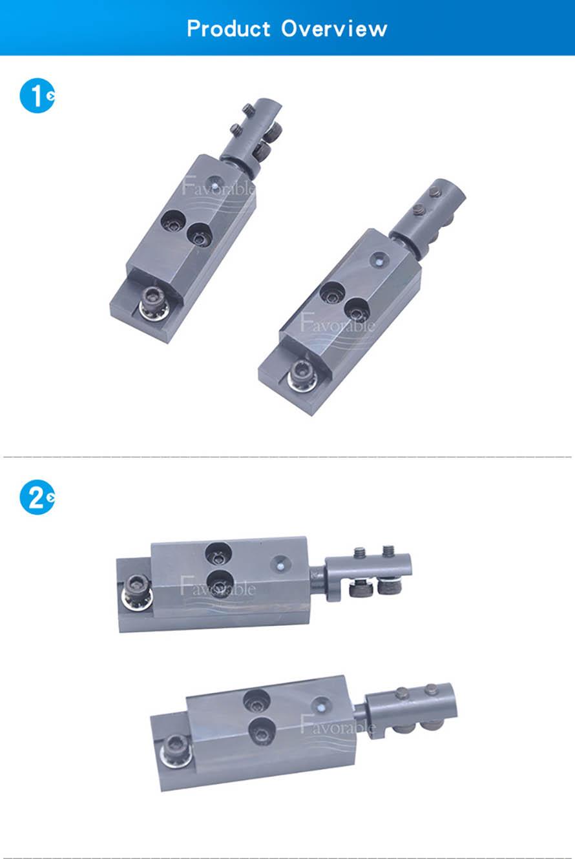 91002000 Fivefold Lifetime Square Swivel Kit For XLC7000 Cutter Parts4