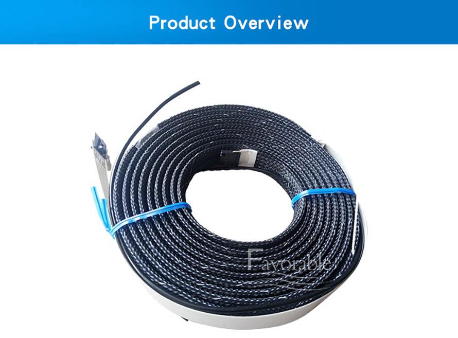 AP Plotter Parts 68367000 Flat Whip Cable Assembling 2.0m-3