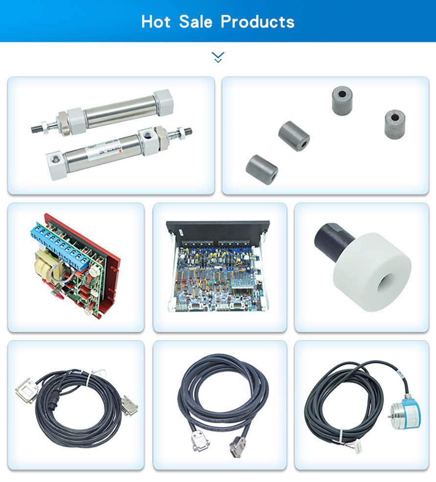 AP Plotter Parts 68367000 Flat Whip Cable Assembling 2.0m-4