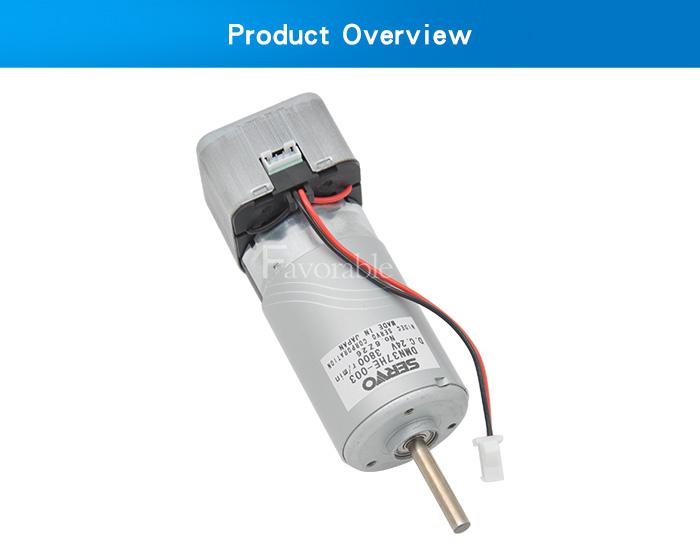 DMN37HE-003-24VDC-3800PPR