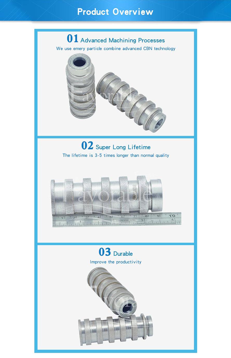 MA08-04-11 Diamond Grinding Stone Suitable For Yin Cutting Machine6